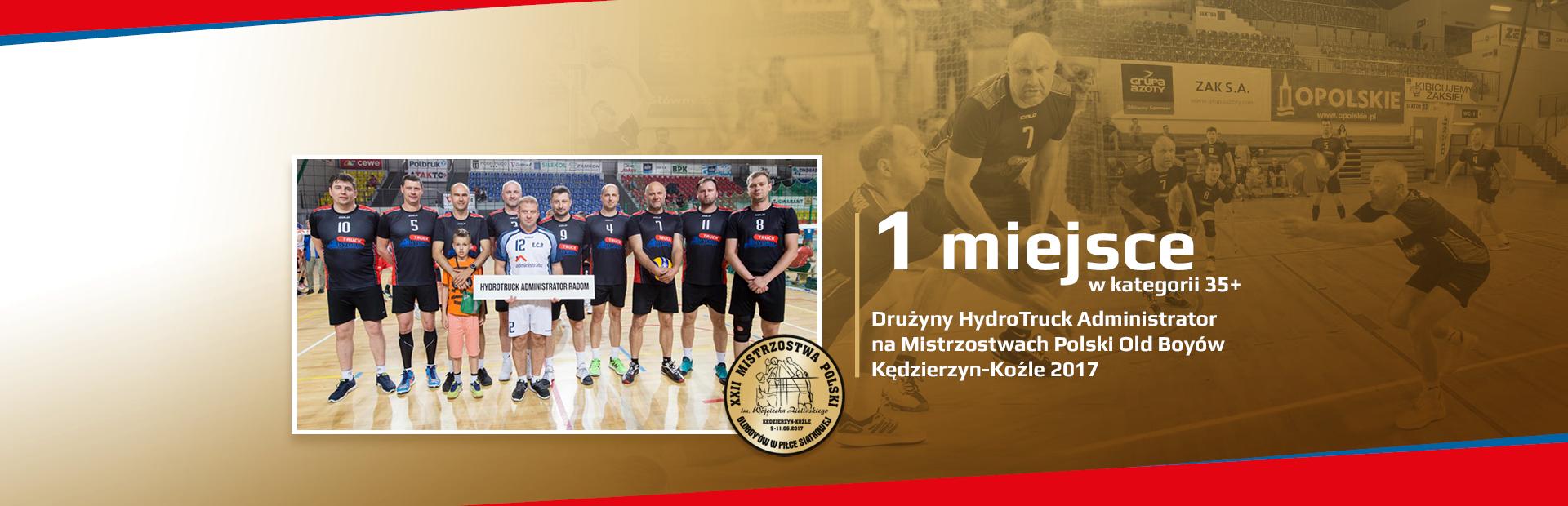 Mistrzostwa Polski Old Boyów 2017
