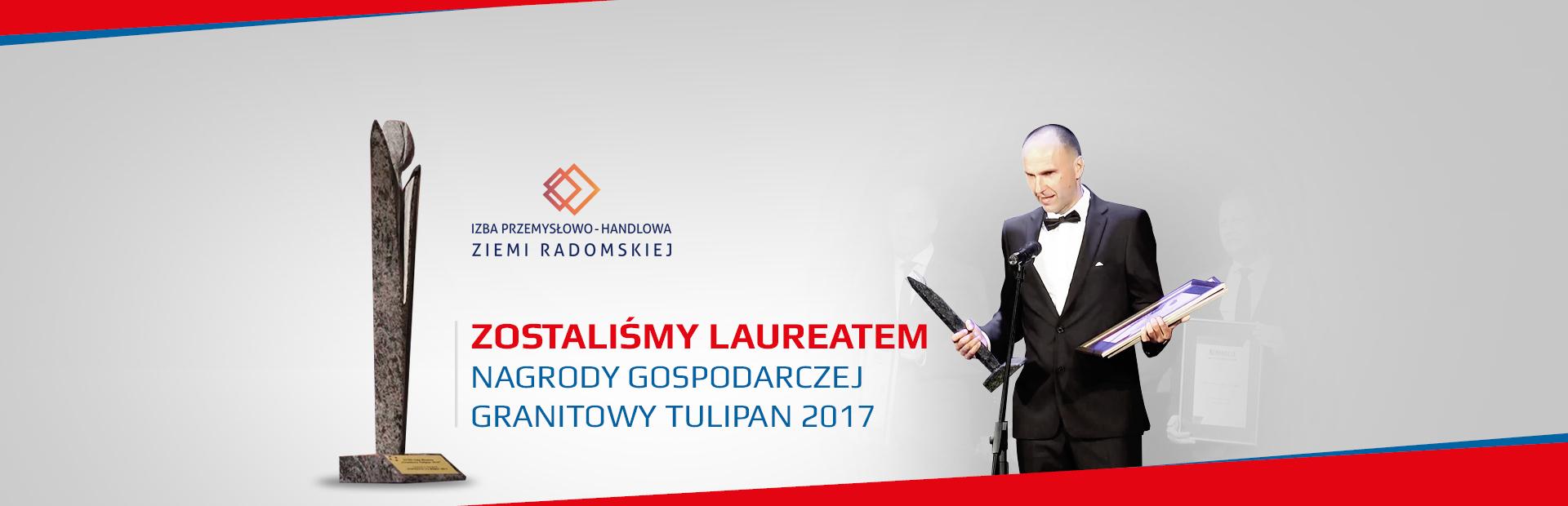 Nagroda gospodarcza Granitowy Tulipan 2017