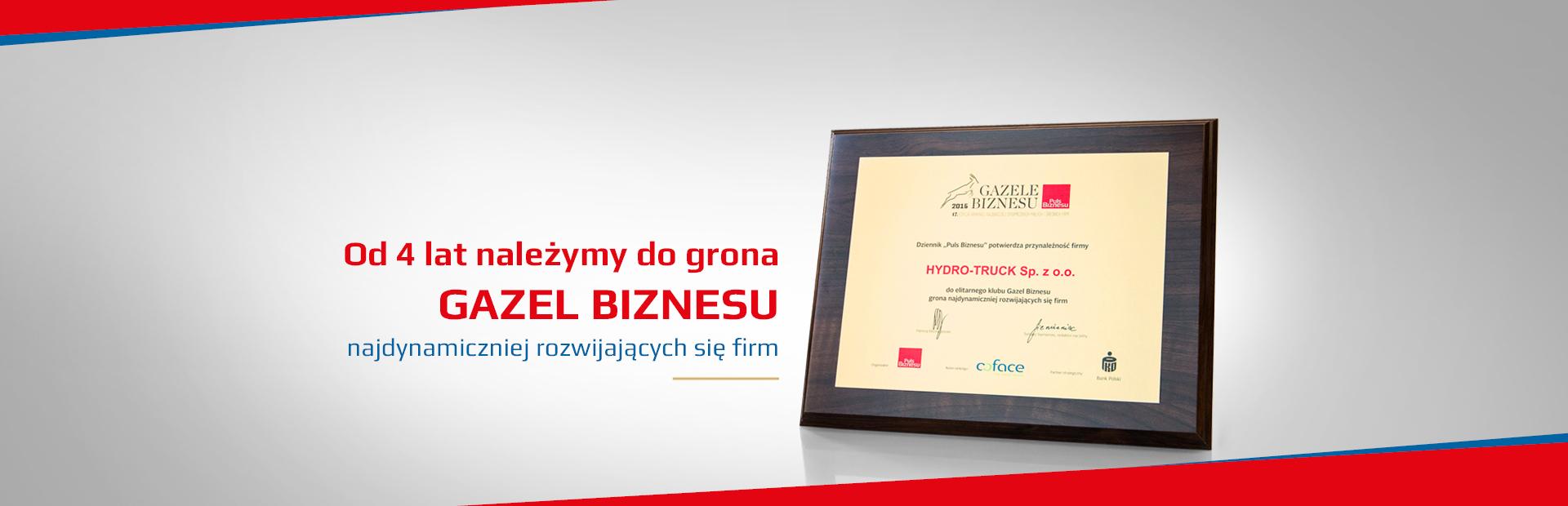 Gazele Biznesu - Hydro-Truck Sp. z o.o.