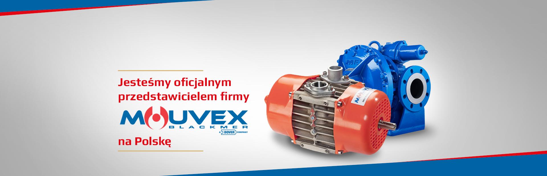 Kompresory Mouvex Blackmer